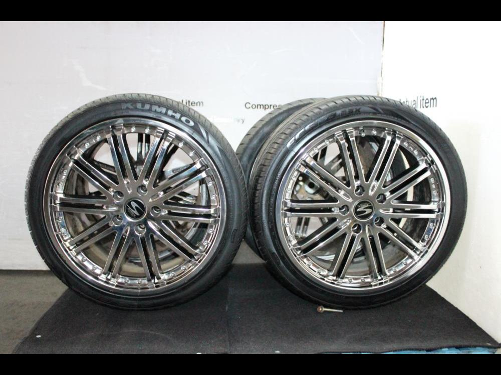 18 Inch Tires >> Accessories 442 Jdm S Hold 18 Inch Rims 225 40r18 5bolts Mag Wheels With Tires