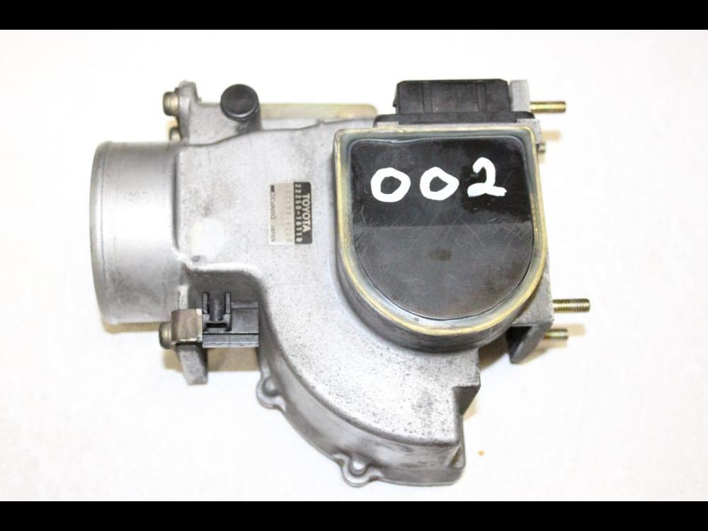 ACCESSORIES #504 - JDM TOYOTA COROLLA AE100 AE101 SILVER TOP 20 VALVE MASS  AIR FLOW METER SENSOR MAF 22250-16110/197100-4220