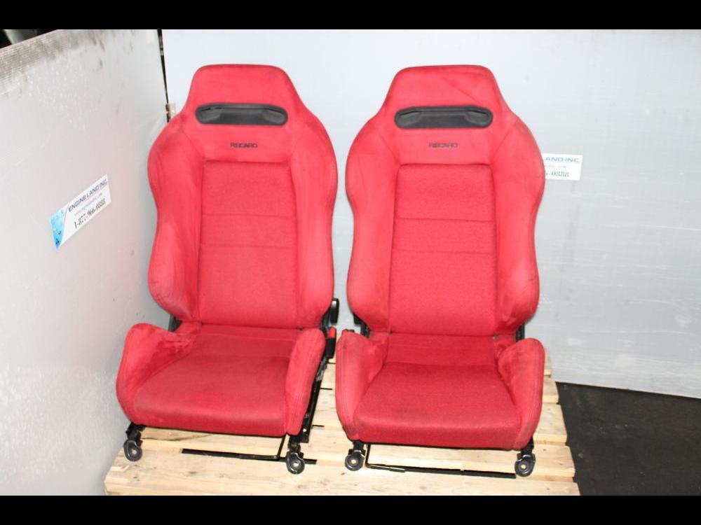 Jdm Hontda Integra Dc2 Typer Red Recaro Seats Engine Land