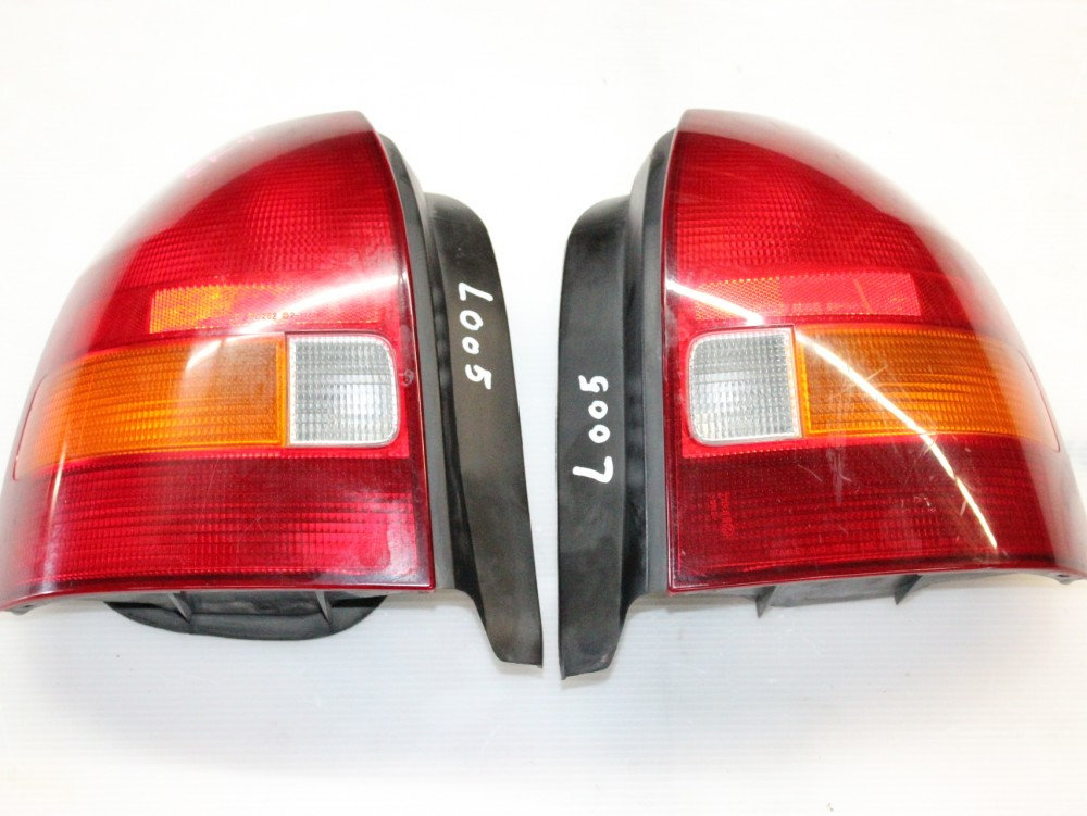 Jdm Honda Civic Sir Ek4 Tail Lights Set Hatchback Oem Ek
