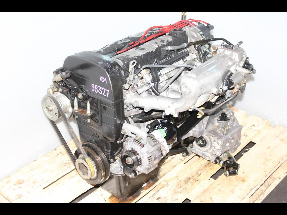 Honda Civic D16a8 1 6l Dohc Engine Long Block