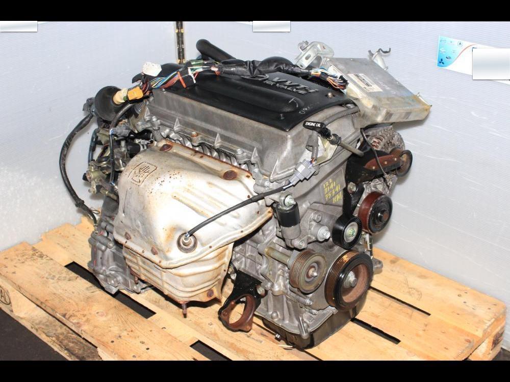 Toyota Corolla 1zz 1 8l Vvti Engine And 5speed Transmission