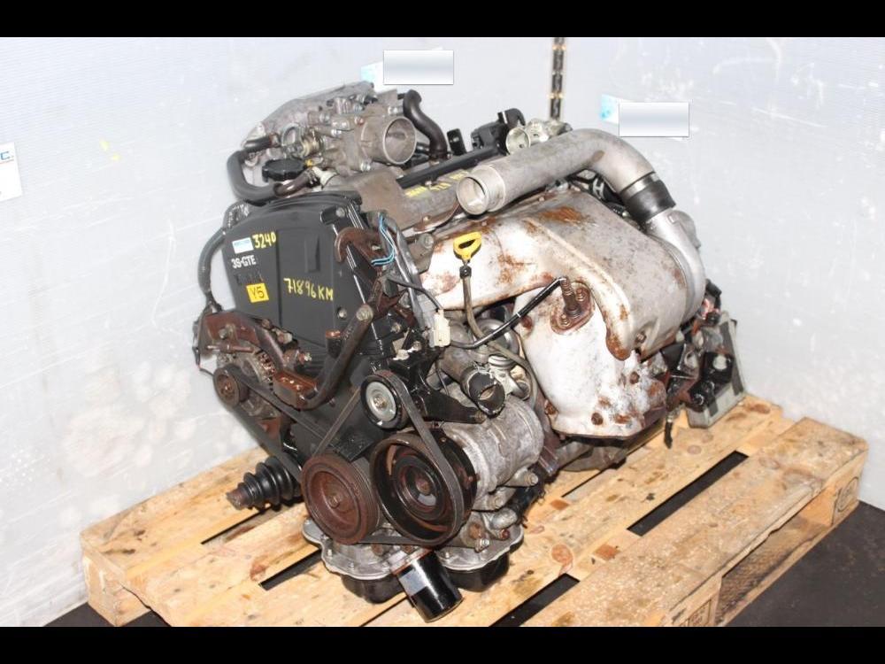 Toyota Mr2 3sgte 3rd Gen Engine 5speed Transmission Engine Land