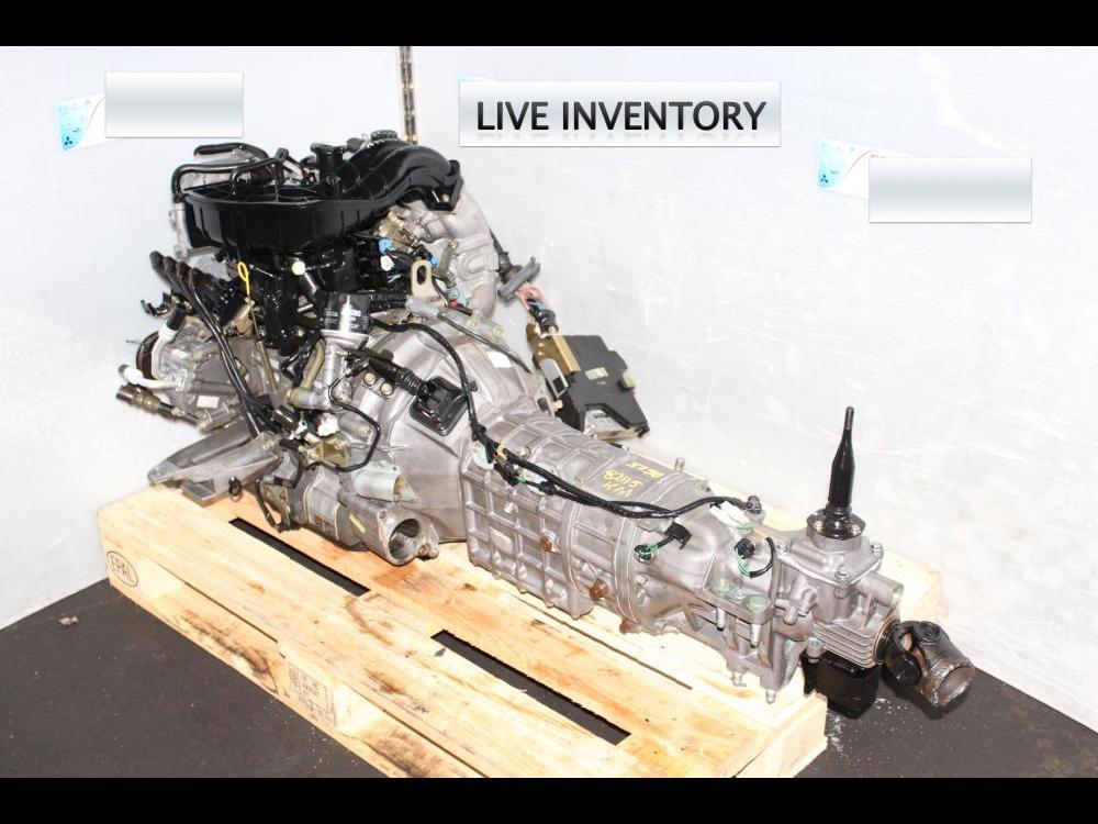 jdm mazda rx8 13b renesis rotary 4 port moteur et 5vitesse transmission engine land. Black Bedroom Furniture Sets. Home Design Ideas