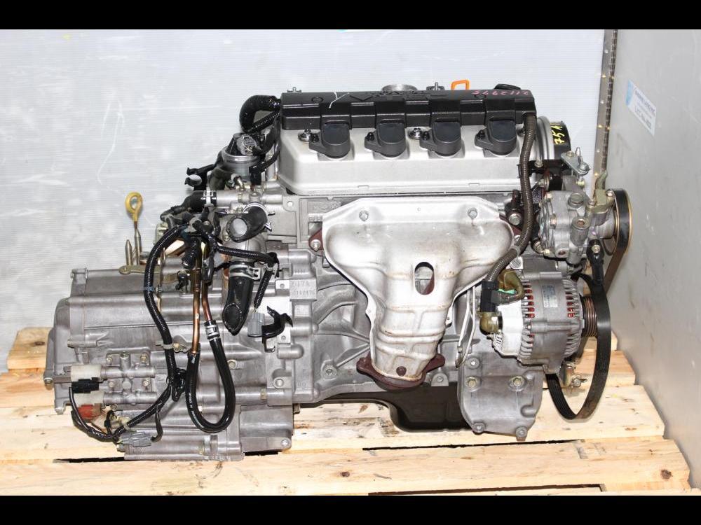 civic jdm da sohc  vtec motor  automatic transmission  sale engine land