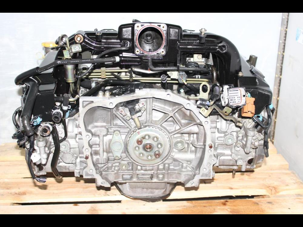 ENGINES #3329 - USED SUBARU TRIBECA, LEGACY, OUTBACK 2003-2008 EZ30 3 0L  DOHC AVCS MOTOR SWAP