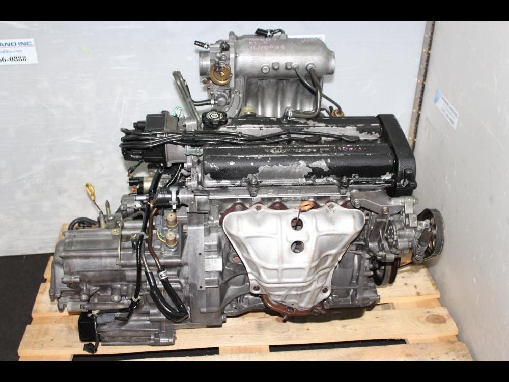 jdm honda crv bb  dohc high compression motor  awd automatic transmission