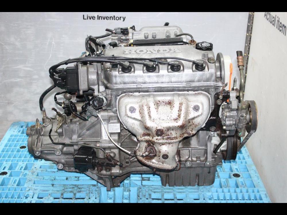 jdm   honda civic obd db  sohc dual vtec motor speed transmission engine land