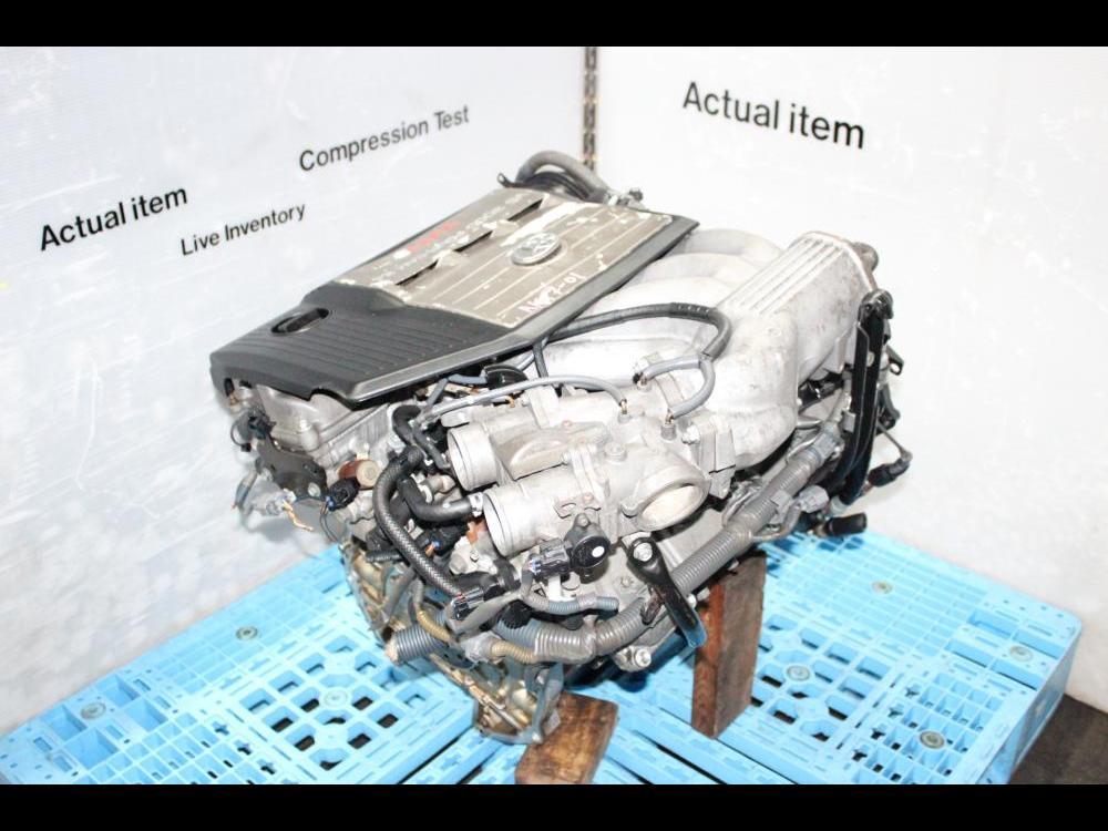 ENGINES #3499 - JDM 1999-2003 TOYOTA CAMRY AVALON 1MZ FE VVTI ENGINE 3 0L  V6 MOTOR LEXUS ES300, 2WD