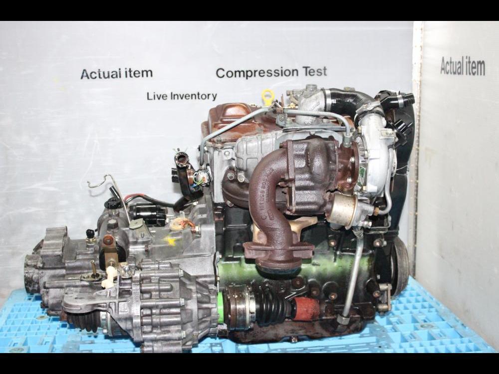 volkswagen vw 1 6l diesel turbo engine and manual transmission VW 1.6 Turbo Diesel Injection Pump photo 1