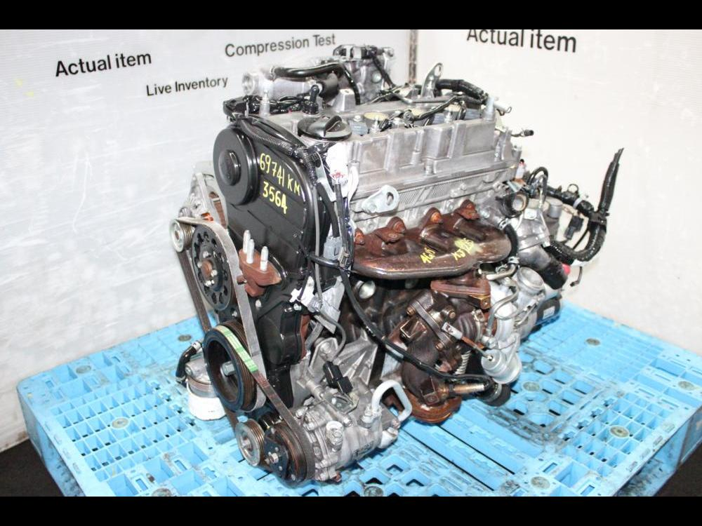 Jdm Mitsubishi Colt Czt 4g15 1 5l Turbo Engine Manual