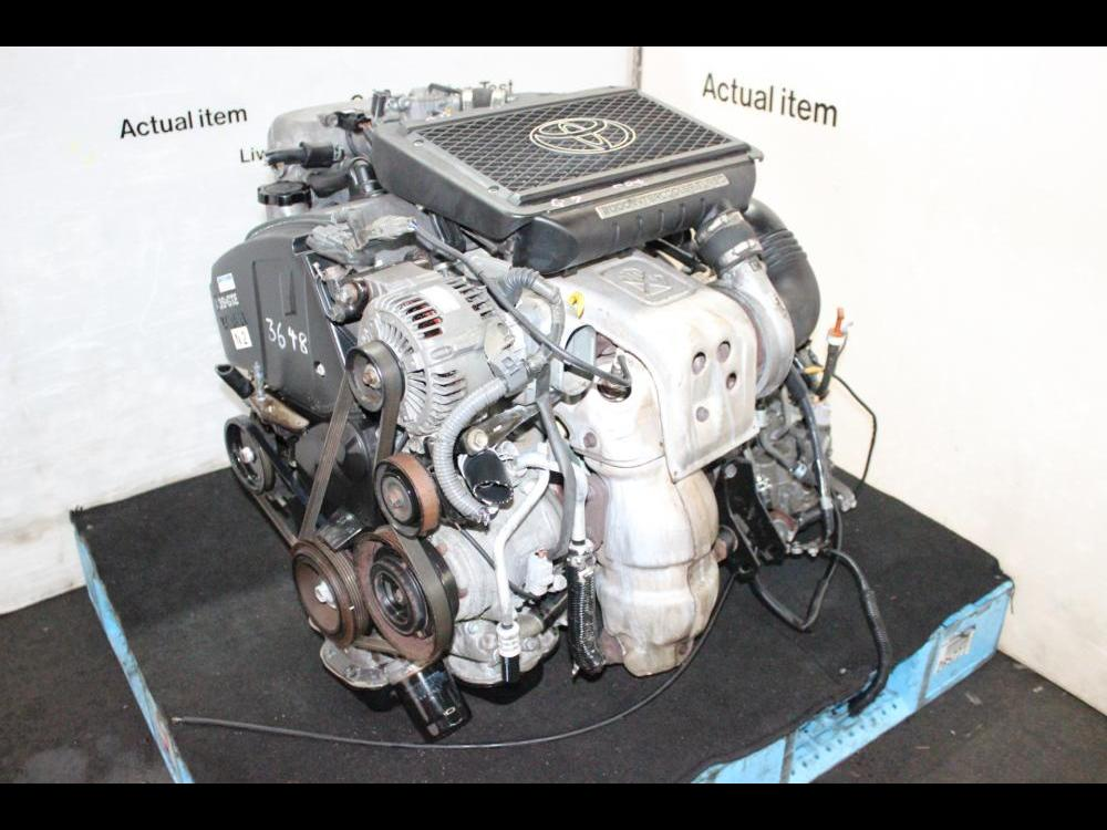 Jdm Toyota Caldina 3sgte Turbo Dohc St246 Engine Automatic Awd