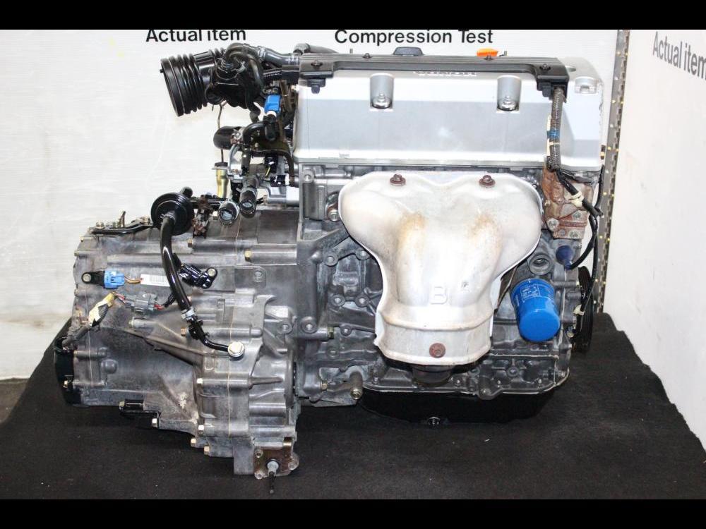 ENGINES #3666 - JDM HONDA K24A ENGINE RBB 03-08 ACURA TSX TSX K24A2 VTEC