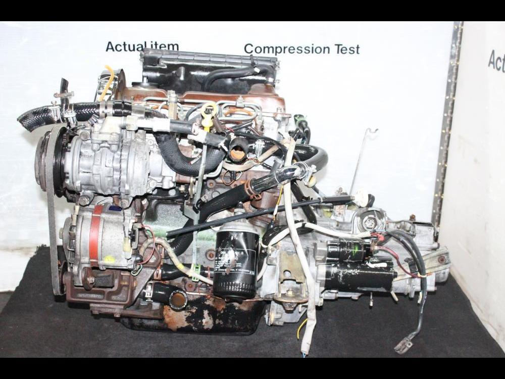 Vw Diesel Engines >> Engines 3690 Volkswagen Vw 1 6l Diesel Engine And Manual Gearbox