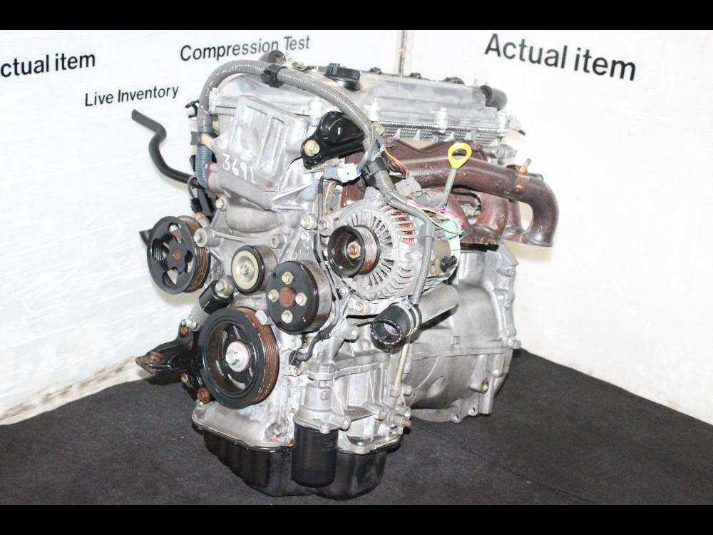 Jdm Toyota 2az Fe Engine 2 4l Camry Solara Highlander Scion Tc Rav4