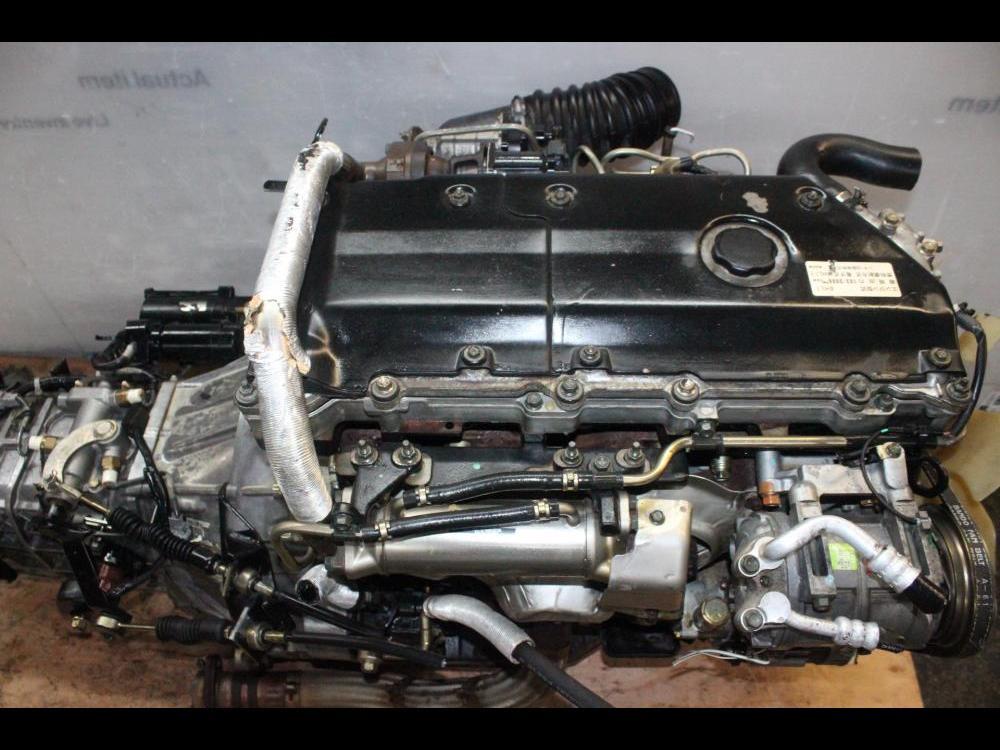 4hl1 Engine Specs
