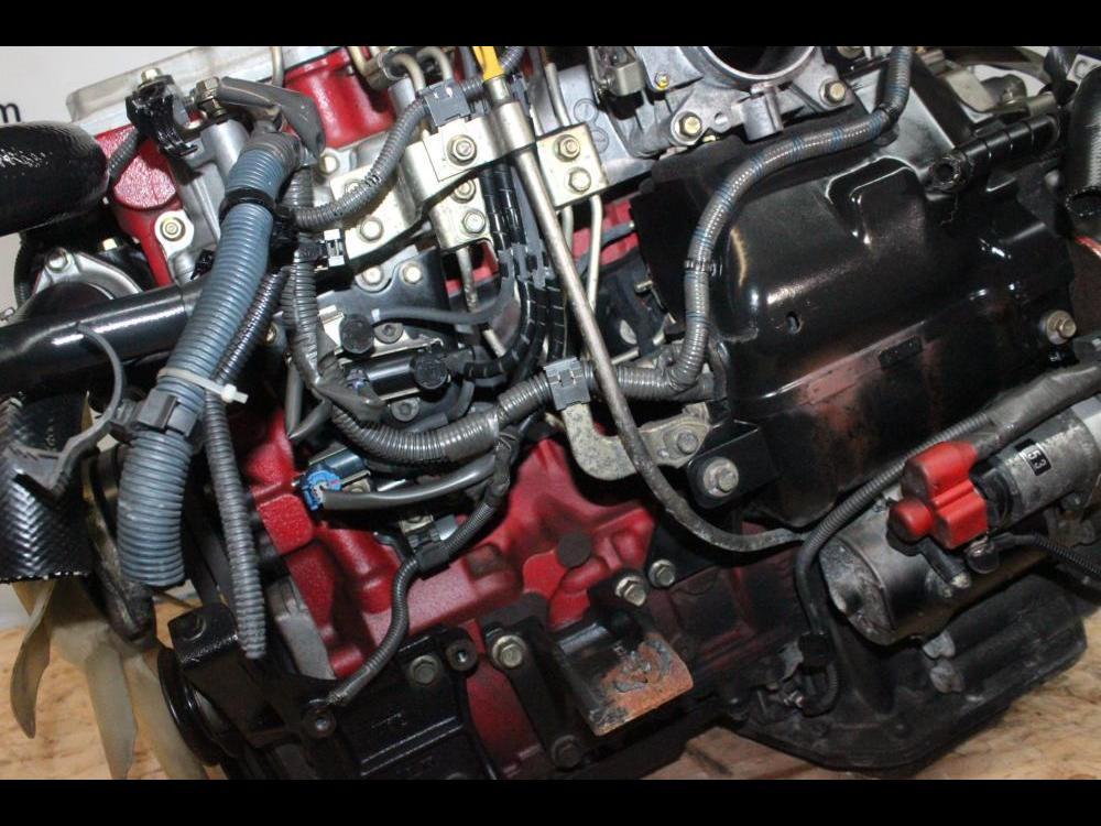 ENGINES #3742 - HINO DUTRO S05D DIESEL ENGINE JDM S05D DIESEL MOTOR LONG  BLOCK