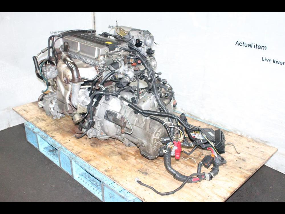 Mitsubishi Outlander Jdm 4g63 2 0l Dohc Turbo Engine