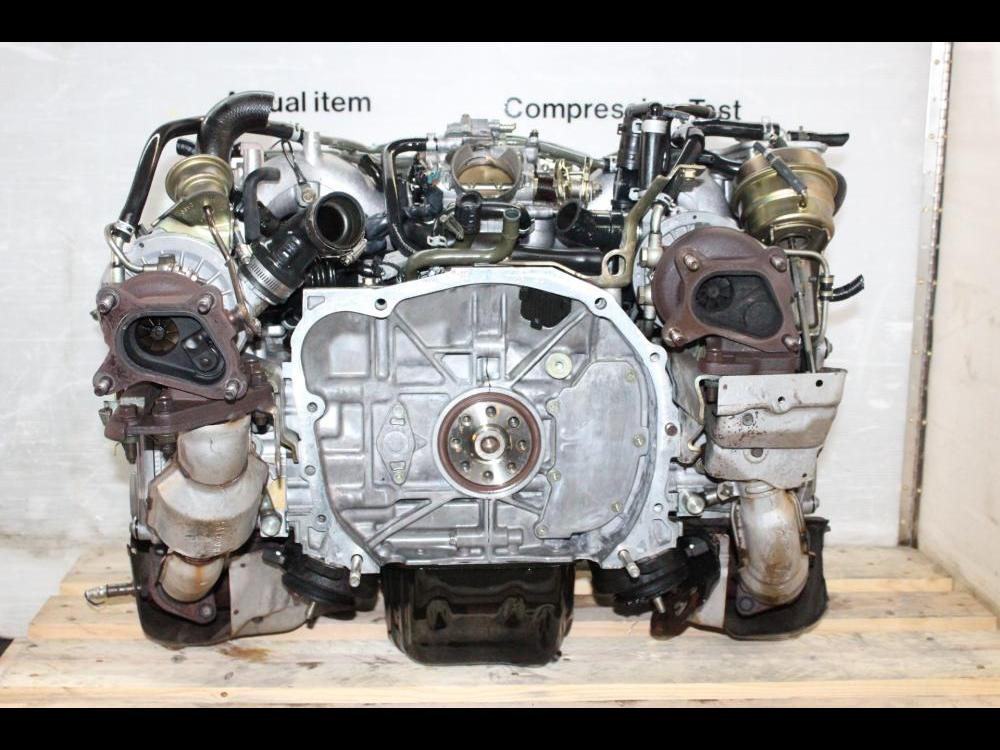engine boxer subaru turbo twin 0l dohc legacy ej208 jdm bh added