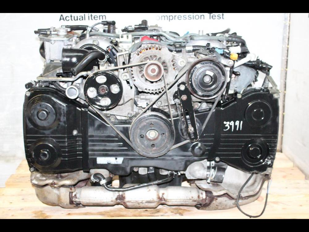subaru boxer twin ej20 engine legacy turbo motor 0l dohc jdm weight specifications technical engines