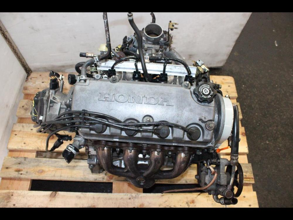 ENGINES #4009 - JDM D15B 1 5L SOHC NON VTEC ENGINE FOR HONDA CIVIC 1996-1999