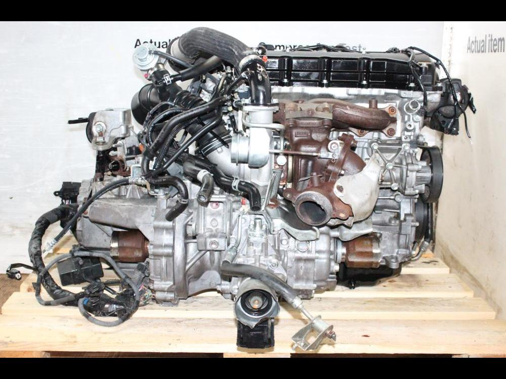Jdm Mitsubishi Lancer Evolution 4b11 Turbo Mivec Dohc