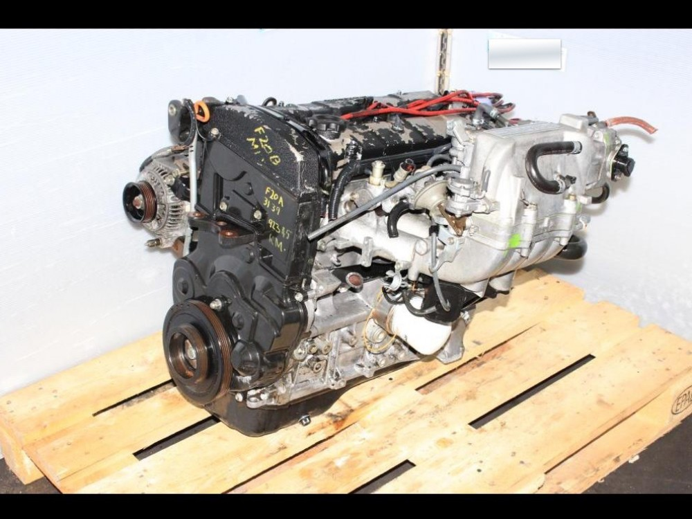 HONDA ACCORD PRELUDE F20A 20L DOHC ENGINE