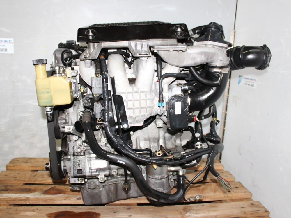 Mazda 323 Bp  L3 2 3l  1 8l Dohc Turbo Engine 5pseed 4x4 Transmission
