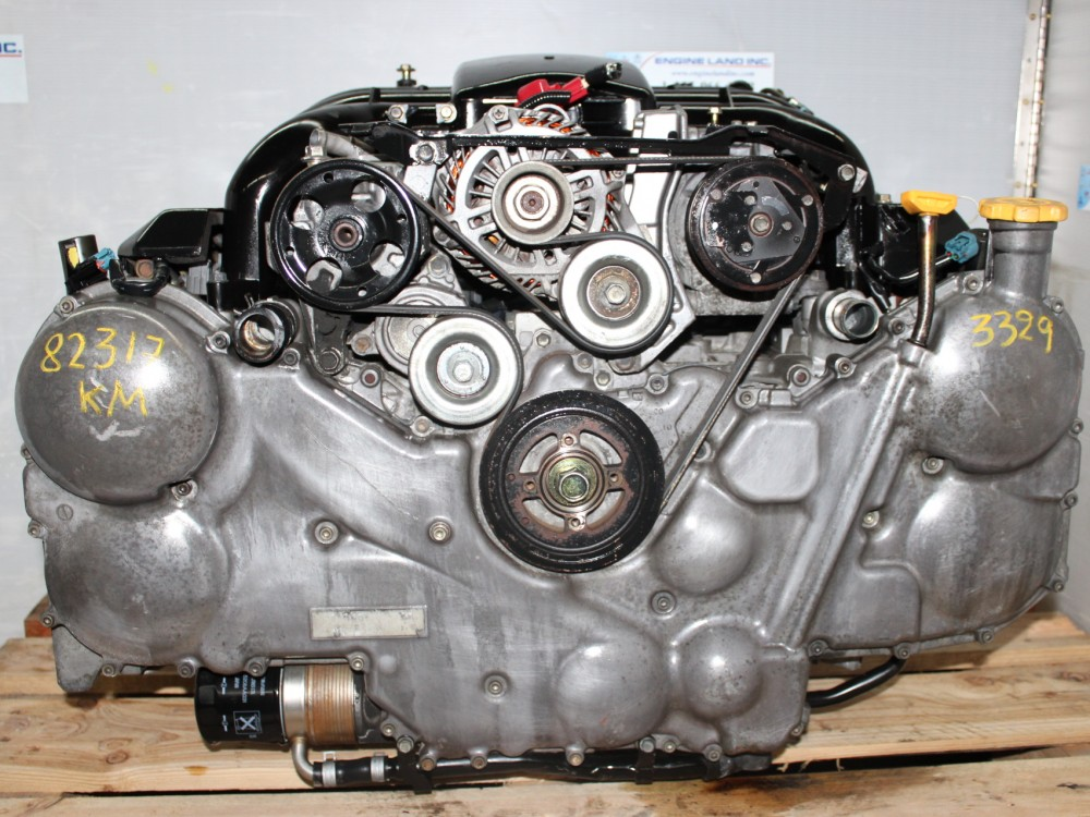 EZ30D ENGINE FOR SUBARU LEGACY, OUTBACK, TRIBECA | Engine Land