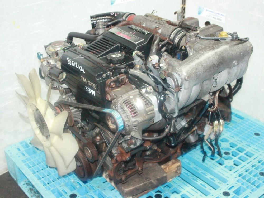 jdm toyota supra 1988-1991 7mgte mk3 turbo engine, ecu, wiring | engine land