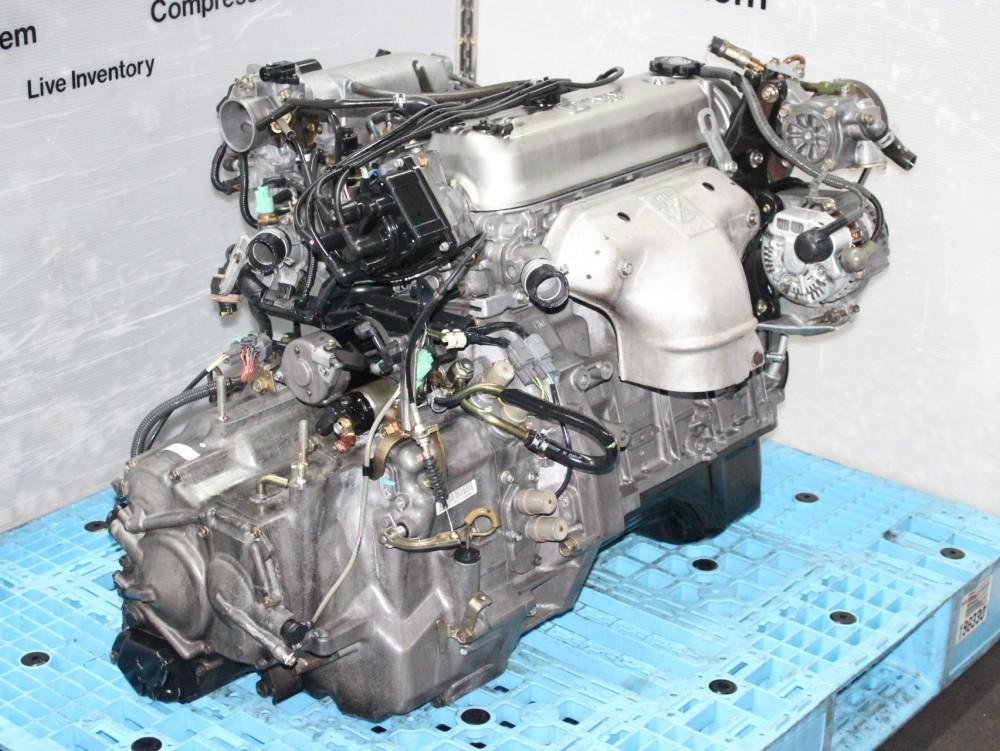 Used Honda Accord 94 97 Jdm F22b 22l Sohc Non Vtec Motor And