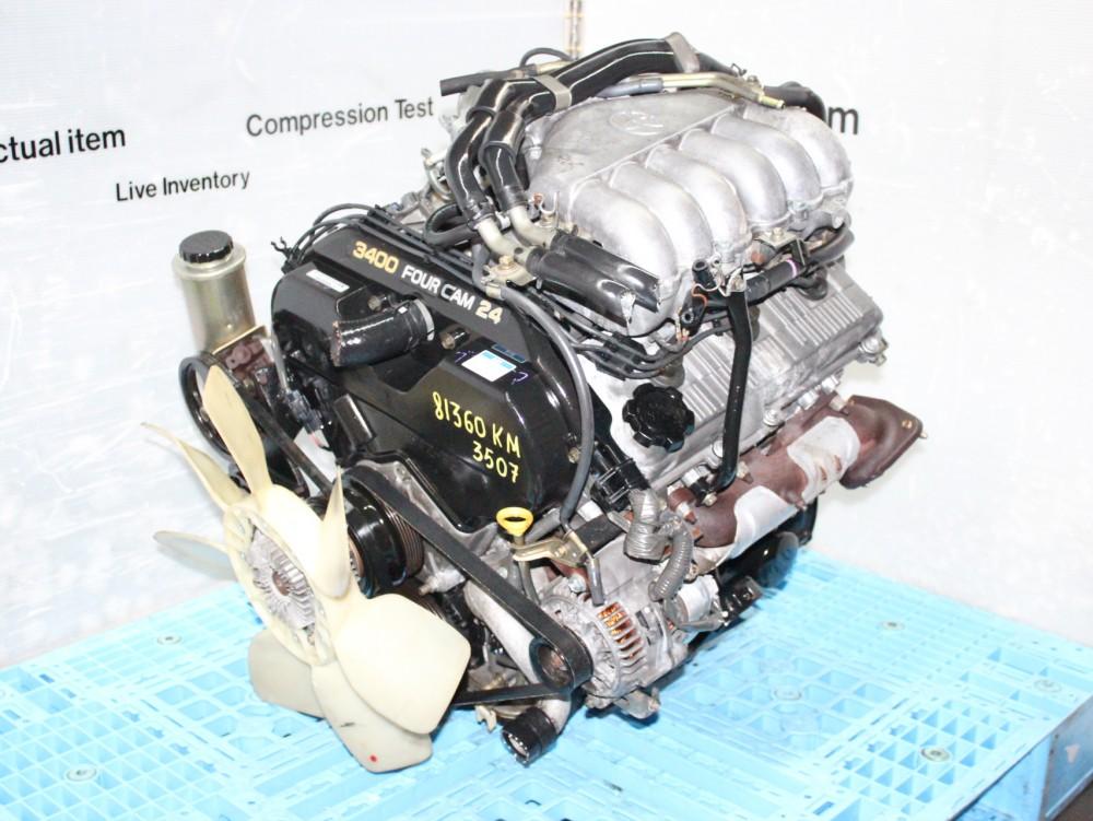 Toyota 4runner Tacoma 5vz 3 4l V6  3rz Engine