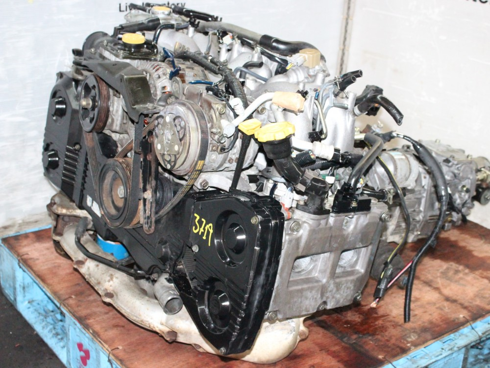 SUBARU WRX EJ20 DOHC TURBO MOTOR JDM EJ205 TURBO ENGINE | Engine Land
