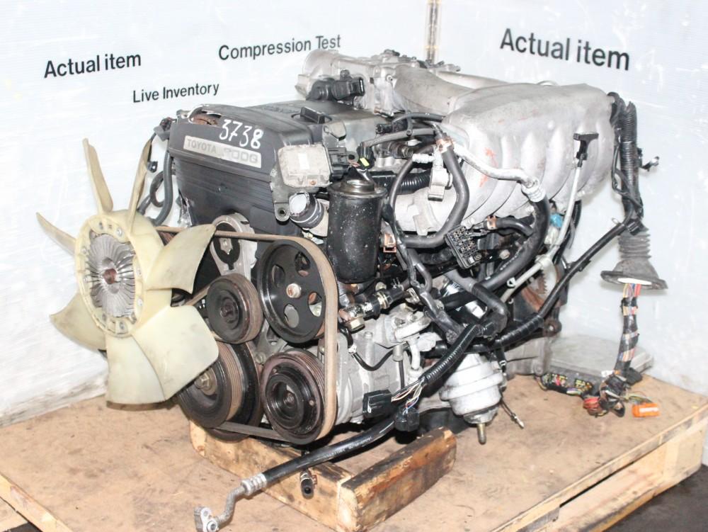 TOYOTA 2JZ TWIN TURBO NON VVTI, VVTI ENGINE WIRING ECU AUTOMATIC