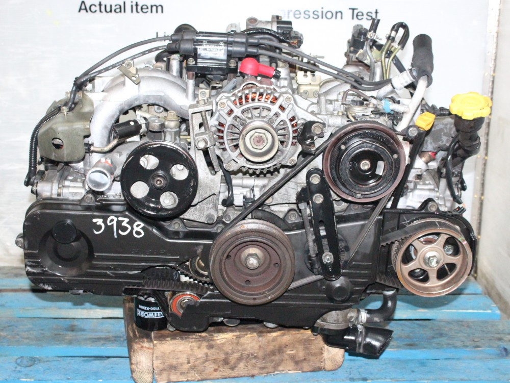 EJ201, EJ202, EJ203, EJ251, EJ252 AND EJ253 SOHC ENGINES
