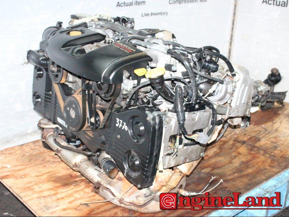 Details about JDM SUBARU LEGACY EJ208 TWIN TURBO MOTOR BH EJ20 2 0L MANUAL  AWD TRANSMISSION