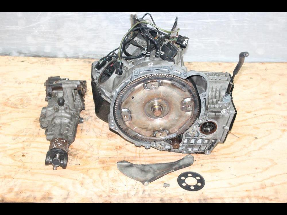 TRANSMISSIONS #100 - JDM 1992-1999 MITSUBISHI RVR 4G63 TURBO 2 0L AWD  AUTOMATIC TRANSMISSION W4A331UQ62