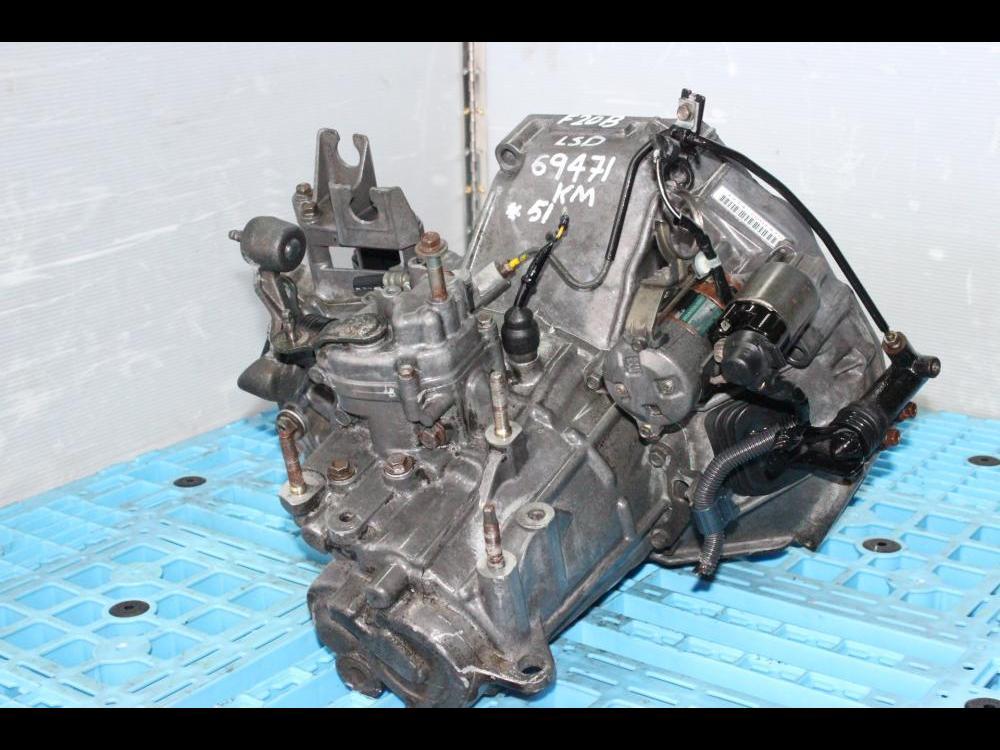 Jdm Honda Accord Prelude T2t4 Lsd Transmission 1998 2002 border=