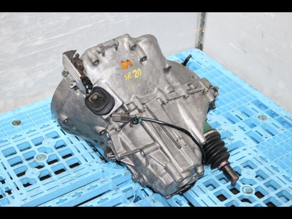 jdm nissan sr20de 2 0l 5speed manual front wheel drive transmission rh enginelandinc com Nissan SR20DET Specifications Nissan SR20DET