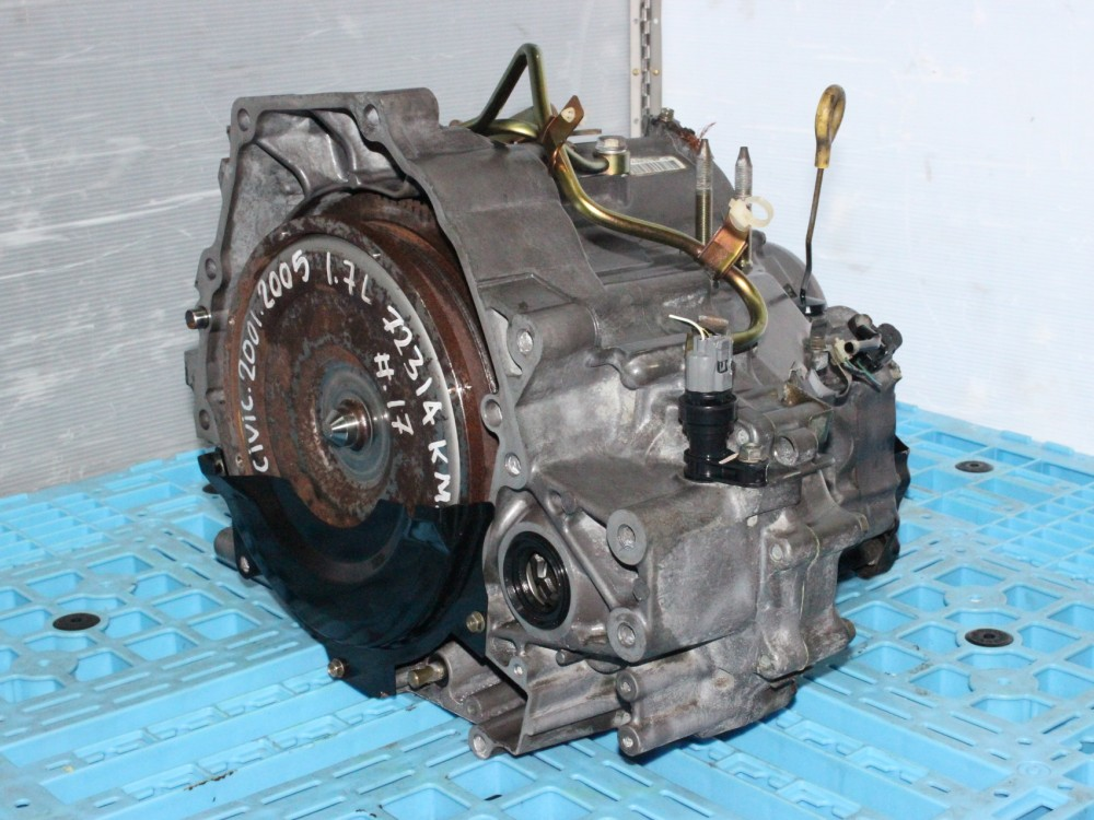 Honda Civic 2002 2005 D17a 1 7l Slxa Automatic Transmission