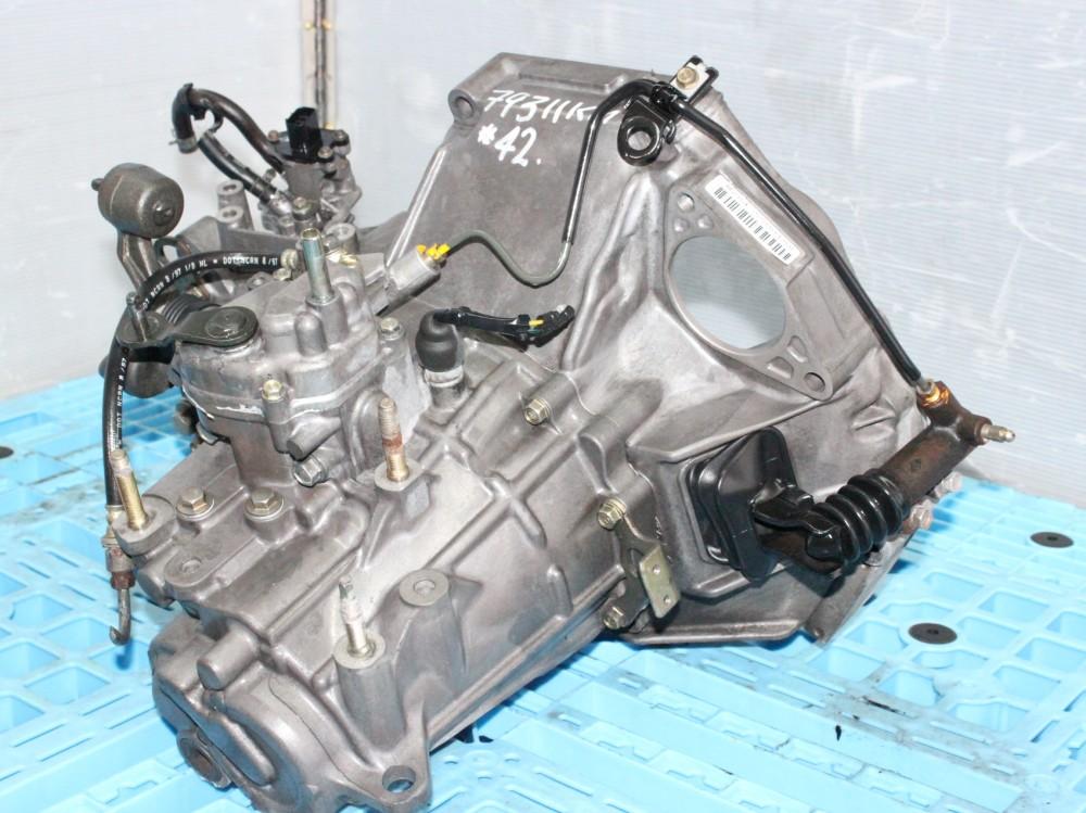 HONDA PRELUDE 1992-1996 JDM H22A 2.2L DOHC VTEC M2S4 5SPEED TRANSMISSION | Engine Land